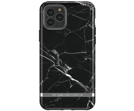 Richmond & Finch Black Marble Mobil Cover - iPhone 11 Pro