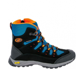 Brütting Snow Boots Salado - Blue & Black