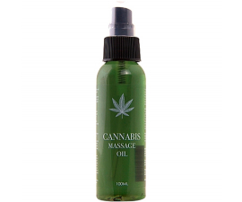 Cannabis Massage Oil - 100 ml