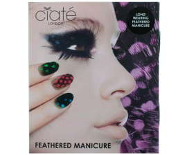 Ciaté Feathered Manicure Gift Box