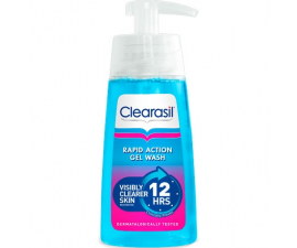 Clearasil Rapid Action Gel Wash - 150 ml