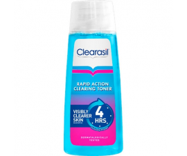 Clearasil Rapid Action Clearing Toner - 200 ml