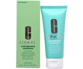 Clinique Anti-Blemish Solutions facial Mask - 100 ml