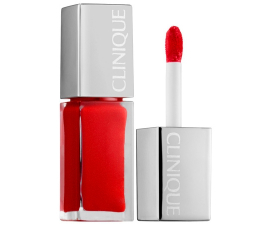 Clinique Pop Lacquer Lip Color - Lava Pop