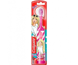 Colgate Battery Driven Toothbrush - Barbie