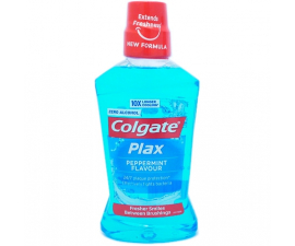 Colgate Plax Peppermint Mouthwash - 500 ml