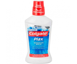 Colgate Plax Sensation White Mouthwash - 500 ml
