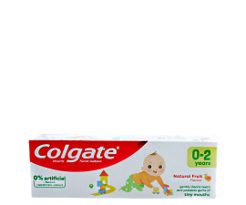 Colgate Children Toothpaste 0-2 years - 50 ml