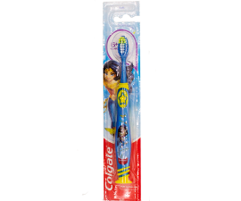 Colgate Smiles Junior 6+ Toothbrush - Wonder Woman