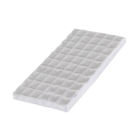 DANPOL Buckwheat & Coconut Mattress - 120x60 cm