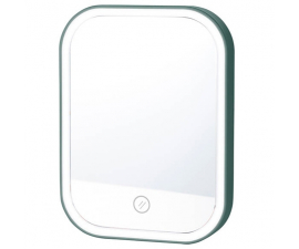 Day Makeup Mirror M. LED Lys - Green