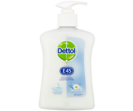 Dettol Antibacterial Hand Soap w. Camomile - 250 ml