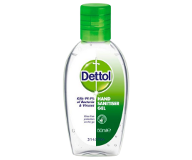 Dettol Original Hand Sanitizer - 50 ml