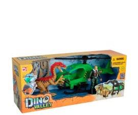 Dino Valley Dino Attack Helicopter