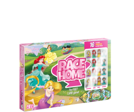 Disney Princess Race Home Game