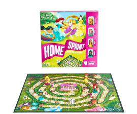 Disney Princess Home Sprint Game