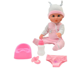 Dolls World Baby Olivia Doll