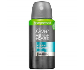 Dove But +Care Clean & Comfort Deodorant - 75ML