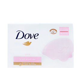 Dove Pink Hand Soap - 2 pcs