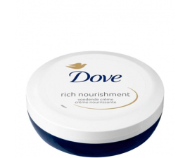 Dove Rich Nourishment Body Cream - 75 ml