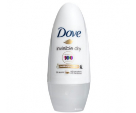 Dove Invisible Dry Roll On Deo - 50 ml