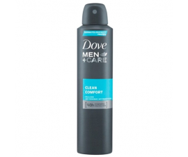 Dove But +Care Clean & Comfort Deodorant - 250ML