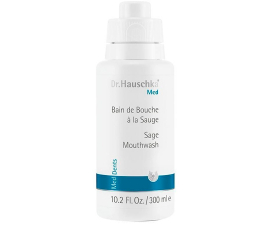 Dr. Hauschka With Sage Mouthwash - 300ML