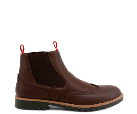 Duca di Morrone Wilfred Boots - Dark Brown
