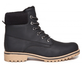 Duffy Boot - Black
