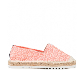 Duffy Slip On - Coral