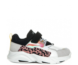 Duffy Sneakers - White & Multi