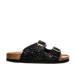 Duffy Sandals - Sort