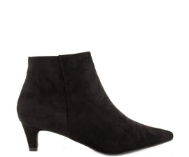 Duffy Ankle Boots - Black