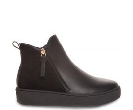Duffy Ankle Boots - Sort