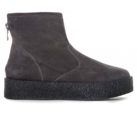 Duffy Boots - Dark Grey