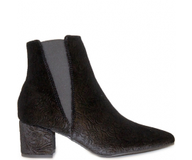 Duffy Booties - Black