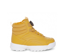Duffy Winter Boots - Yellow