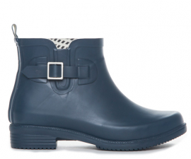 Duffy Wellington Boot - Navy