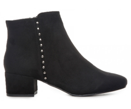 Duffy Ankle Boot - Black