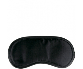 EasyToys Satin Blindfold - Black
