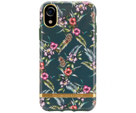 Richmond & Finch Emerald Blossom Mobil Cover - iPhone XR