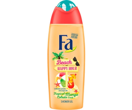 Fa Tropical Mango Colada Shower Gel - 250ml