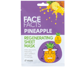 Face Facts Pineapple Face Mask - 1 pcs