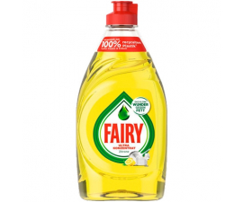 Fairy Lemon Dishwashing Liquid - 450ml