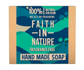Faith In Nature Parfumefri Hand Soap - 100g