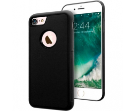 Fashion Anti-Gravity Mobile Cover Black - iPhone 7/8