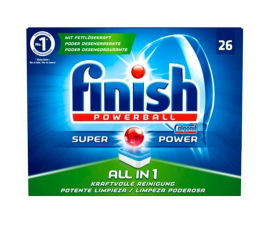 Finish Powerball All in One Max Washing up tabs - 26