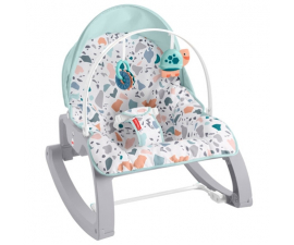 Fisher Price Deluxe Terrazzo Reclining Chair M. Swing