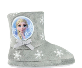 Frozen Slippers - Grey