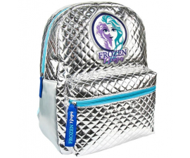 Frozen School Bag - Silver